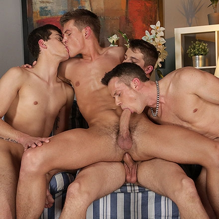 School's Out – As Is Johan Volny's Cock! The Result? A Raw, Spunk-Fuelled Fuck-Fest! HD