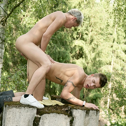 Intense fucking outdoors!!