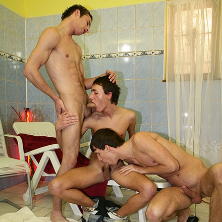 Horny young wannabe rent-boy