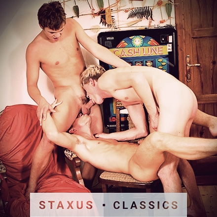 Staxus Classic: Dream Ticket - Scene 2 - Remastered in HD