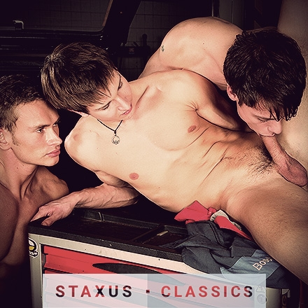 Staxus Classic: Raw Service - Scene 4 - Remastered in HD