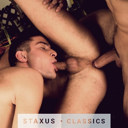 Staxus Classic: BB Skate Rave - Scene 5 - Remastered in HD