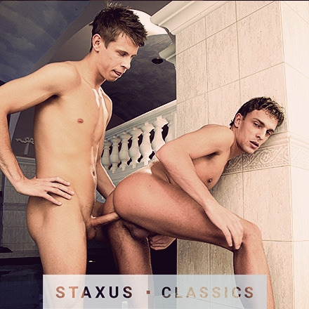 Staxus Classic: Coming Out - Scenes 3 & 4 - Remastered in HD