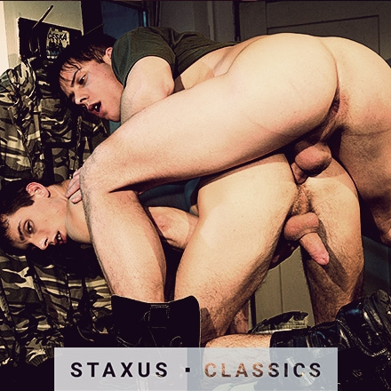Staxus Classic: Raw Combat - Scene 4 - Remastered in HD