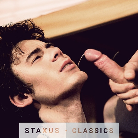 Staxus Classic: Bareback Frat Pack - Scene 3 - Remastered in HD