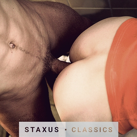 Staxus Classic: Bareback Frat Pack - Scene 4 - Remastered in HD