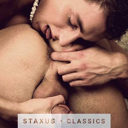 Staxus Classic: Bareback Cock Riders - Scene 3 - Remastered in HD