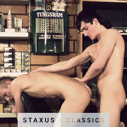 Staxus Classic: Tooled Up Twinks - Scene 1 - Remastered in HD