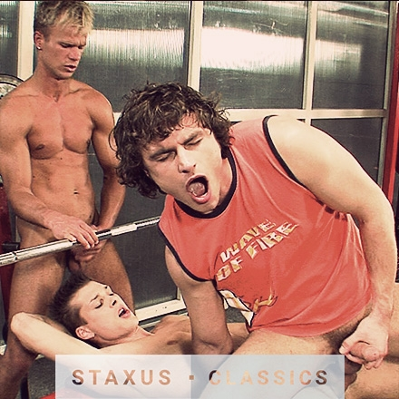 Staxus Classic: World Soccer Orgy 2 - Scene 3 - Remastered in HD