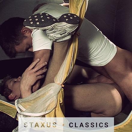 Classique Staxus: Bareback Road Trip - Scène 3 - Remasterisé en HD