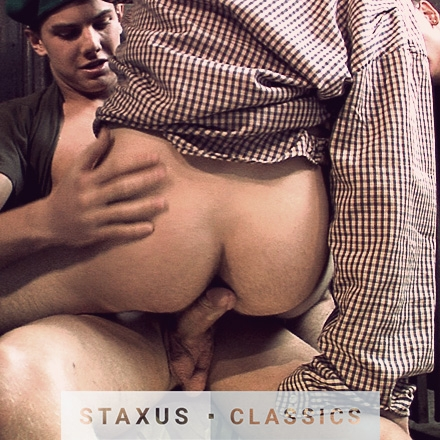 Staxus Classic: Bareback Road Trip - Scene 5 - Remastered in HD