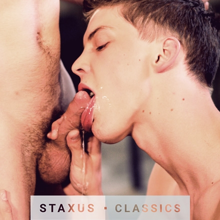 Staxus Classic: Bareback Street Gang - Scene 6 - Remastered in HD