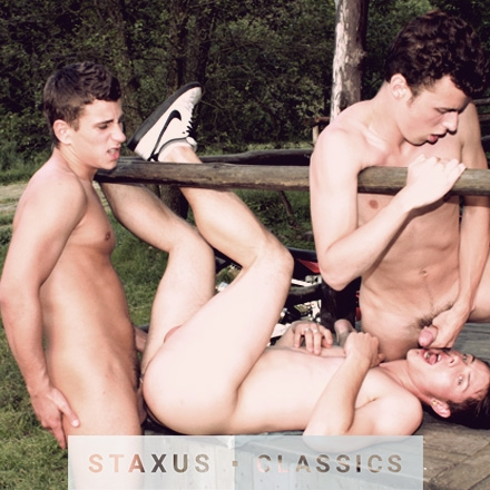 Staxus Classic: Sleazy Riders - Scene 1 - Remastered in HD