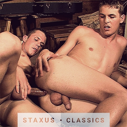 Staxus Classic: Sleazy Riders - Scene 6 - Remastered in HD