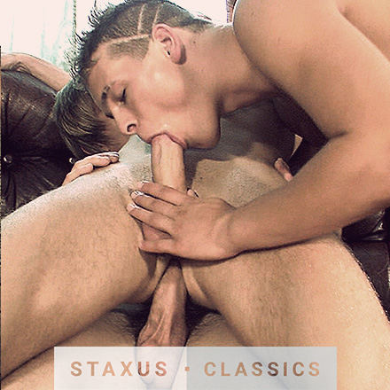 Staxus Klassiker: Bareback FM – Szene 4 – Remastered in HD