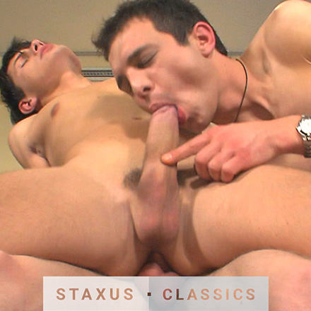 Staxus Classic: Seduction - Scene 1 - Remastered in HD