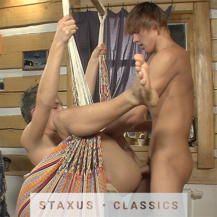Staxus Classic: Boys In The Mountains - Scene 2 - Remastered in HD