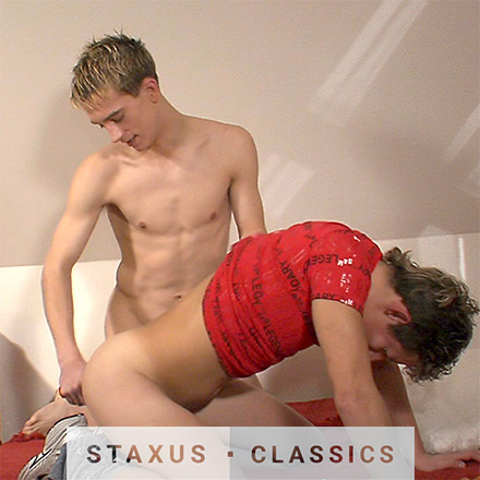 Staxus Classic: Boys In The Mountains - Scene 3 - Remastered in HD
