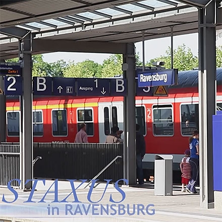 Staxus Behind the Scenes: Ravensburg, Germany