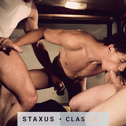 Staxus Classic: Raw Heroes - Scene 3 - Remastered in HD