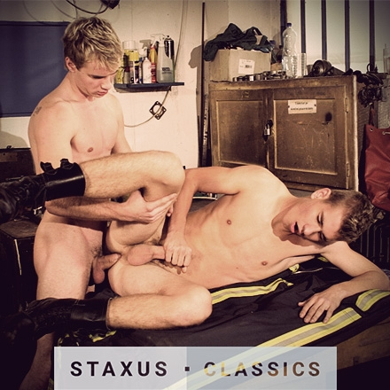 Staxus Classic: Raw Heroes - Scene 5 - Remastered in HD