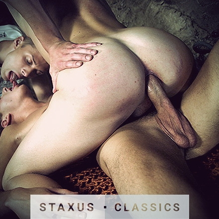 Staxus Classic: Bare Reunion - Scene 3 - Remastered in HD