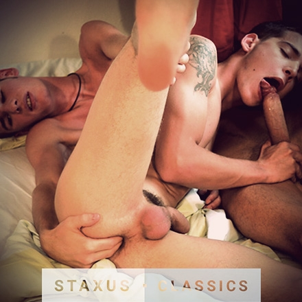 Staxus Classic: Bare Reunion - Scene 5 - Remastered in HD