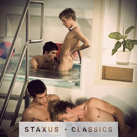 Staxus Classic: Wet Dream - Scene 4 - Remastered in HD