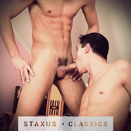Staxus Classic: Raw Service - Scene 3 - Remastered in HD