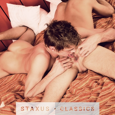 Staxus Classic: Coming Out - Scene 7 - Remastered in HD