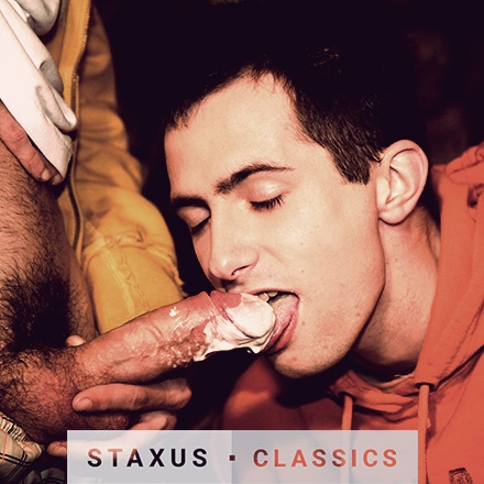 Staxus Classic: Bareback Sleaze Pit - Scene 2 - Remastered in HD