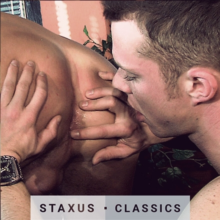 Staxus Classic: Frat Boy Fuckfest Scene 5 - Remastered in HD