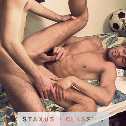 Staxus Classic: World Soccer Orgy 2 - Scene 1 - Remastered in HD