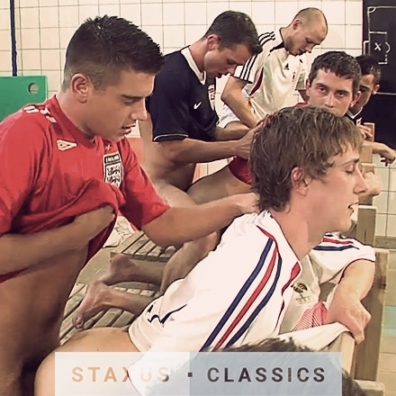 Staxus Classic: World Soccer Orgy 2 - Scene 2 - Remastered in HD
