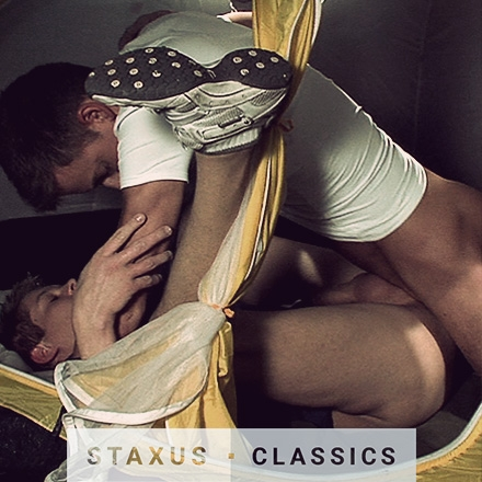 Staxus Classic: Bareback Road Trip - Scene 3 - Remastered in HD