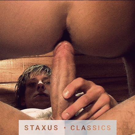 Staxus Classic: Bareback Road Trip - Scene 4 - Remastered in HD