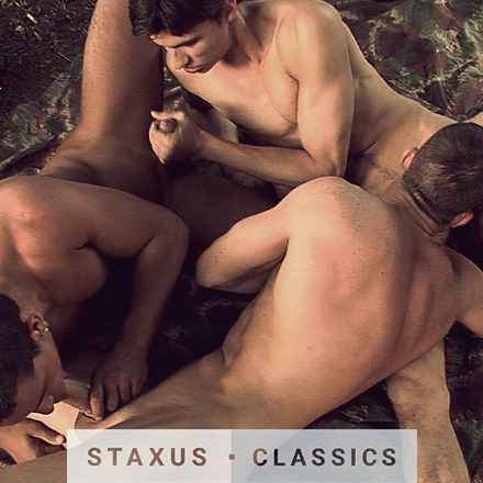 Staxus Classic: Sleazy Riders - Scene 3 - Remastered in HD