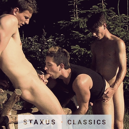 Staxus Classic: Boys Of Summer - Scene 1 - Remastered in HD