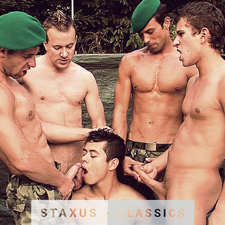 Staxus Classic: Raw Courage - Scene 5 - Remastered in HD