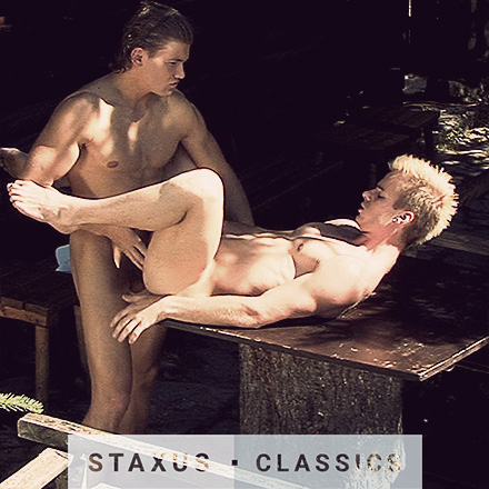 Staxus Classic: Boys Of Summer - Scene 5 - Remastered in HD
