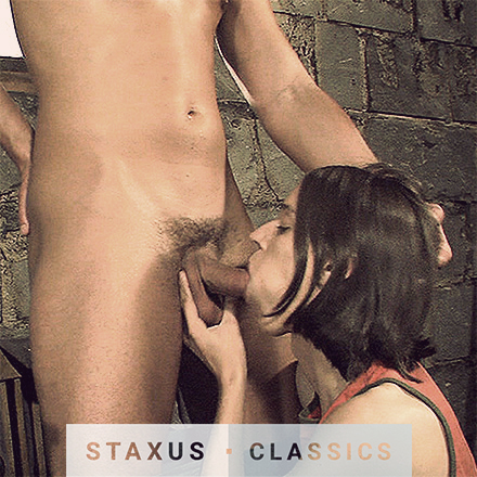 Staxus Classic: Bareback FM - Scene 2 - Remastered in HD