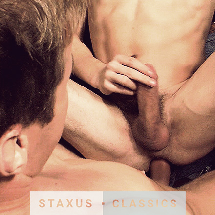 Staxus Classic: Bareback Twink Ranch - Scene 5 - Remastered in HD