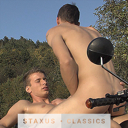 Staxus Classic: Bareback FM - Scene 6 - Remastered in HD