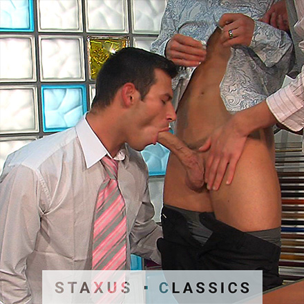 Staxus Classic: Seduction - Scene 6 - Remastered in HD