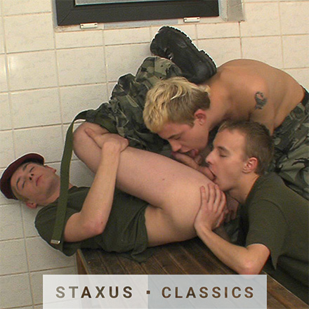 Staxus Classic: BB Spunk Frenzy - Scene 3 - Remastered in HD