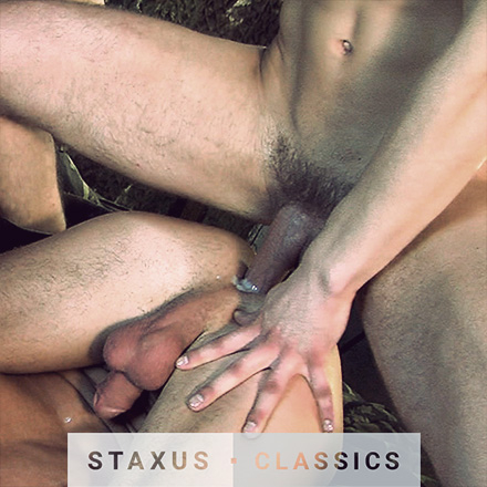 Staxus Classic: BB Spunk Frenzy - Scene 5 - Remastered in HD