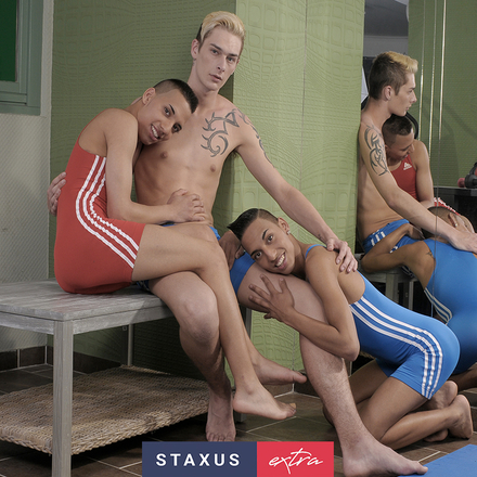 Staxus Extra: Pin Down, Sc.4
